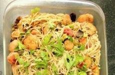 Shrimp And Pasta Casserole