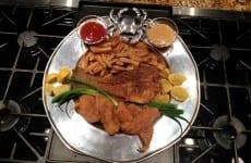 Fried Shrimp and Catfish