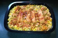 Corn and Tamale Casserole