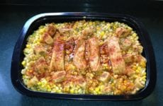 Corn And Tamale Casserole