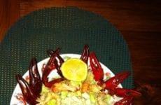 Crawfish Coctail