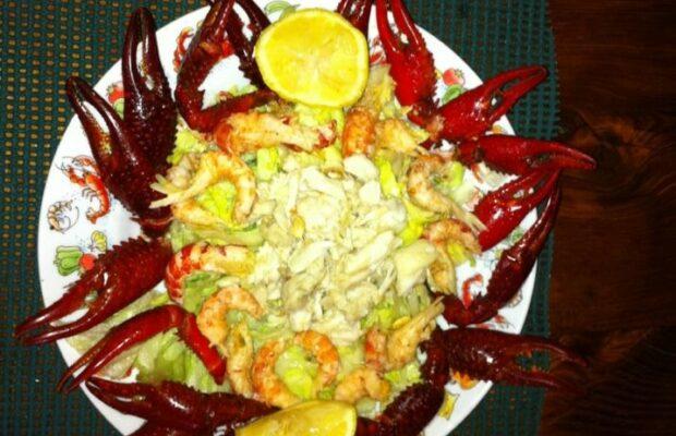 Crawfish Or Shrimp Cocktail
