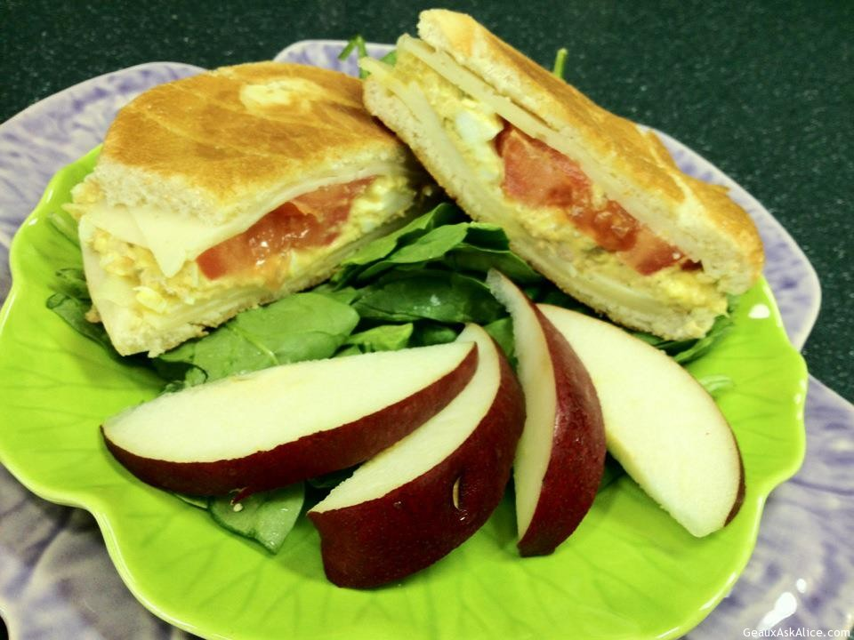 Tuna Fish Sandwich