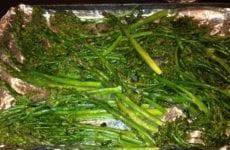 Lemon And Garlic Broccollini