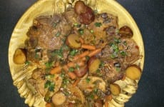 Pok Chops and Potatoes in One Pot