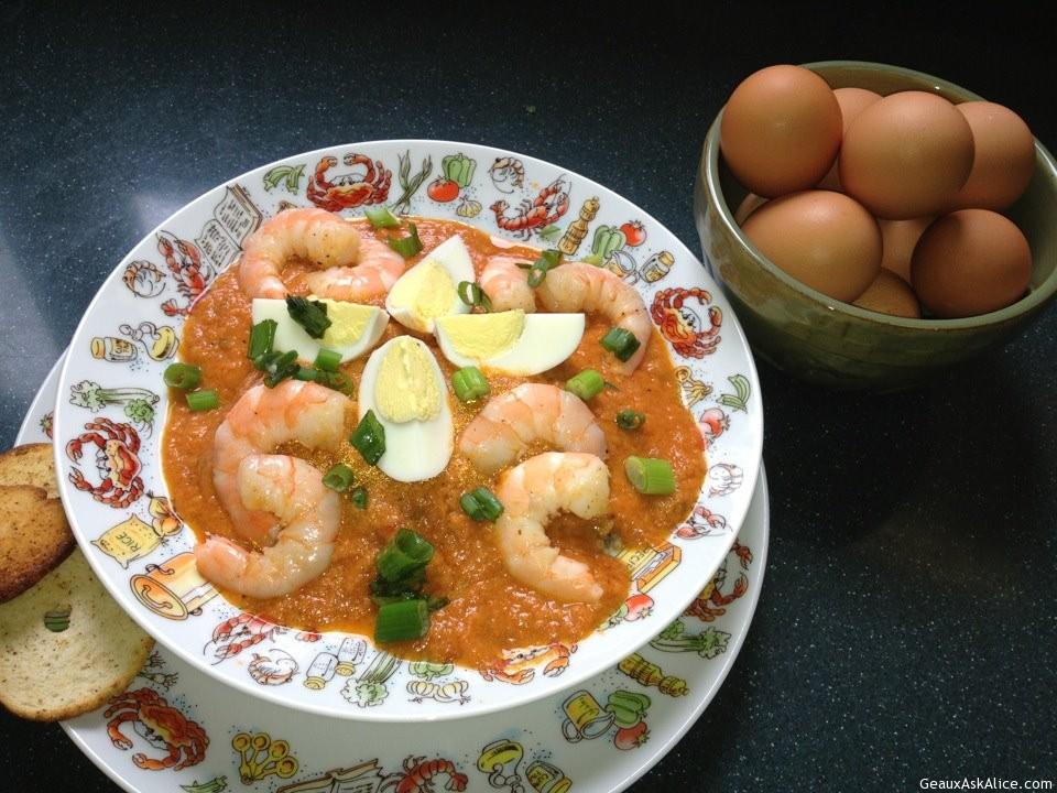 Shrimp Creole Plate