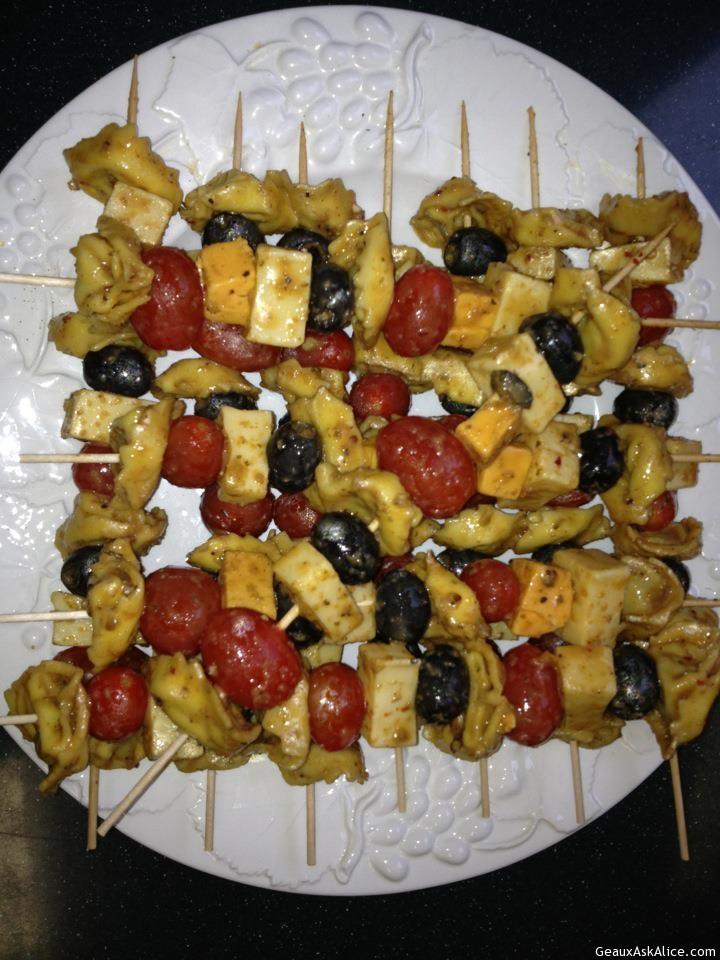 Tortellini Bites