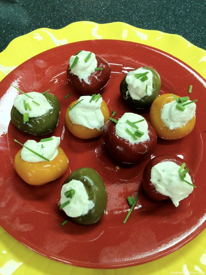 Stuffed Piquante Peppers