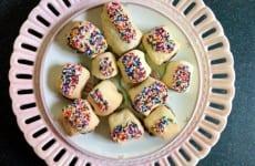 plate of Fig Cookies