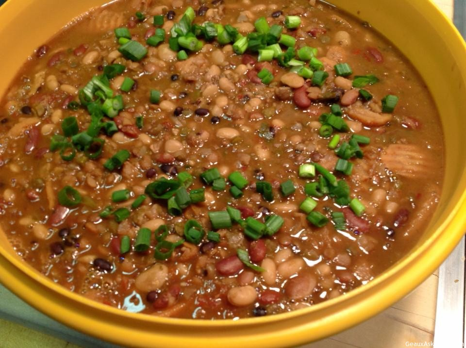 Alice's Ten Bean Soup