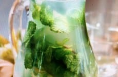 a pitcher of Mojitos