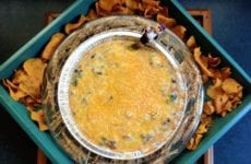 Alice's Sausage, Spinach And Bean Dip
