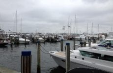 Docking At Nantucket