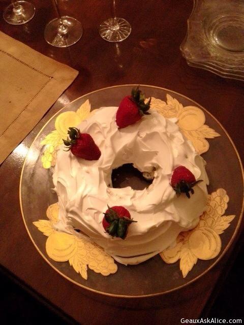 Sharla's Sinful Angel Food Cake Delight