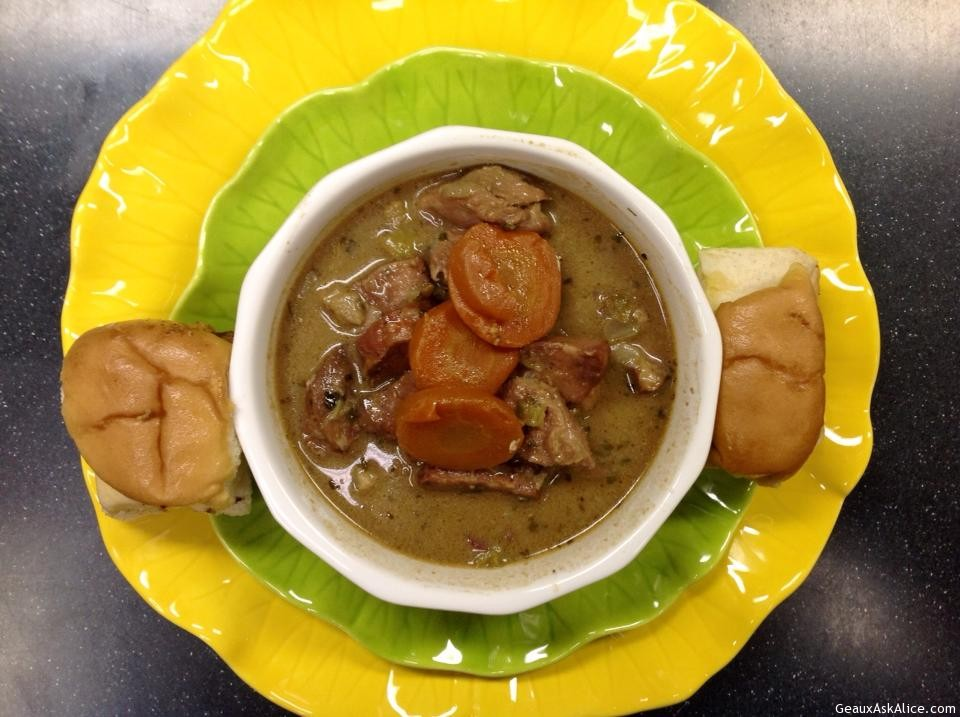 Bowl Of Duck And Andouille Gumbo