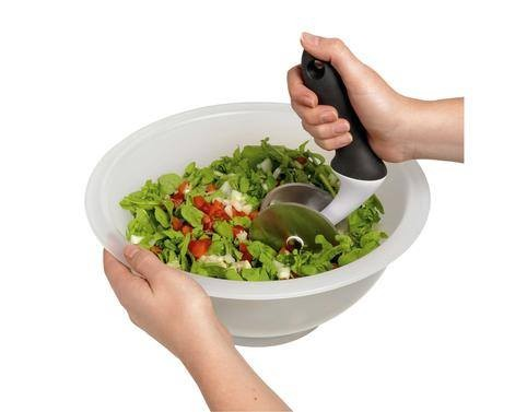 OXO GOOD GRIPS SALAD CHOPPER AND SALAD Bowl