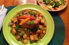 Easy Crock Pot Pork Chops