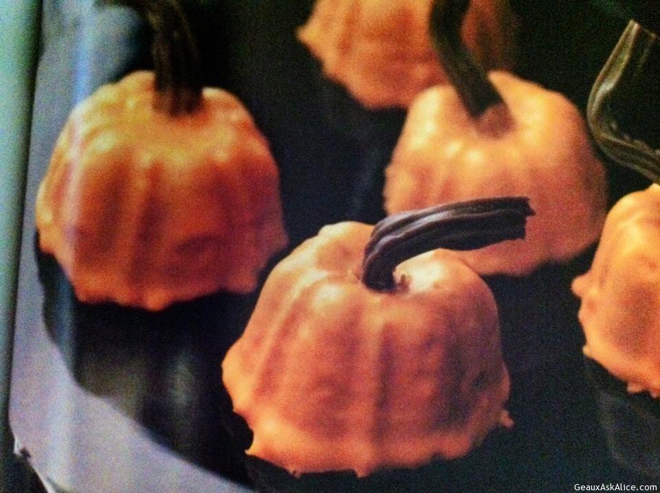 Spiced Mini Pumpkins