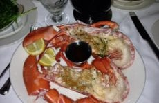 Galatoire's Steak House 33 - Steamed Lobster