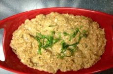 BASIC MICROWAVE RISOTTO WITH VARIATIONS