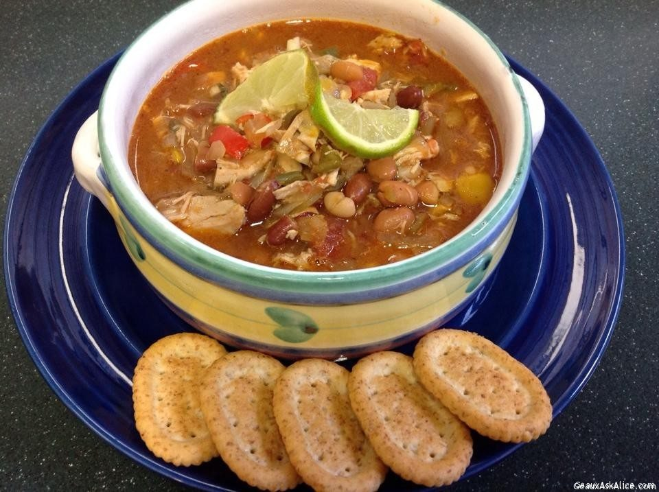 Alice's Chicken Chili-Chili Bang-Bang