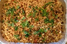 Alice's Spicy Shrimp or Crawfish Pasta Casserole