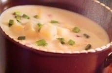 Creamy Bacon Potato Chowder