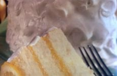 Tart Lemon Cheese Cake