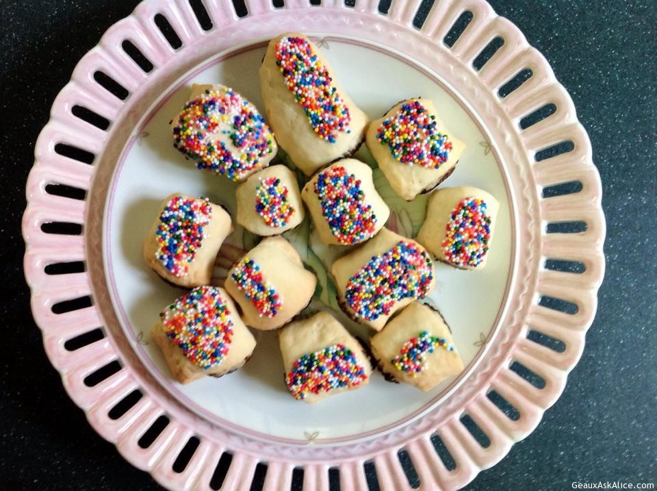 Little Maw-Maw's Italian Fig Cookies (Cuccidati)