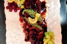 Fig-Jalapeño Marinated Pork Loin
