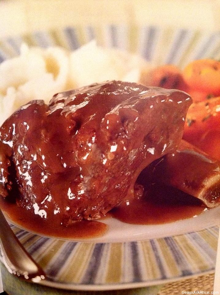 Melt In Your Mouth Short Ribs
