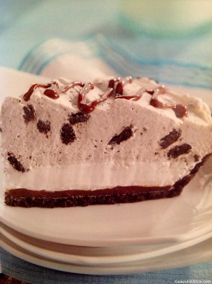 Delightful Oreo Ice Cream Pie