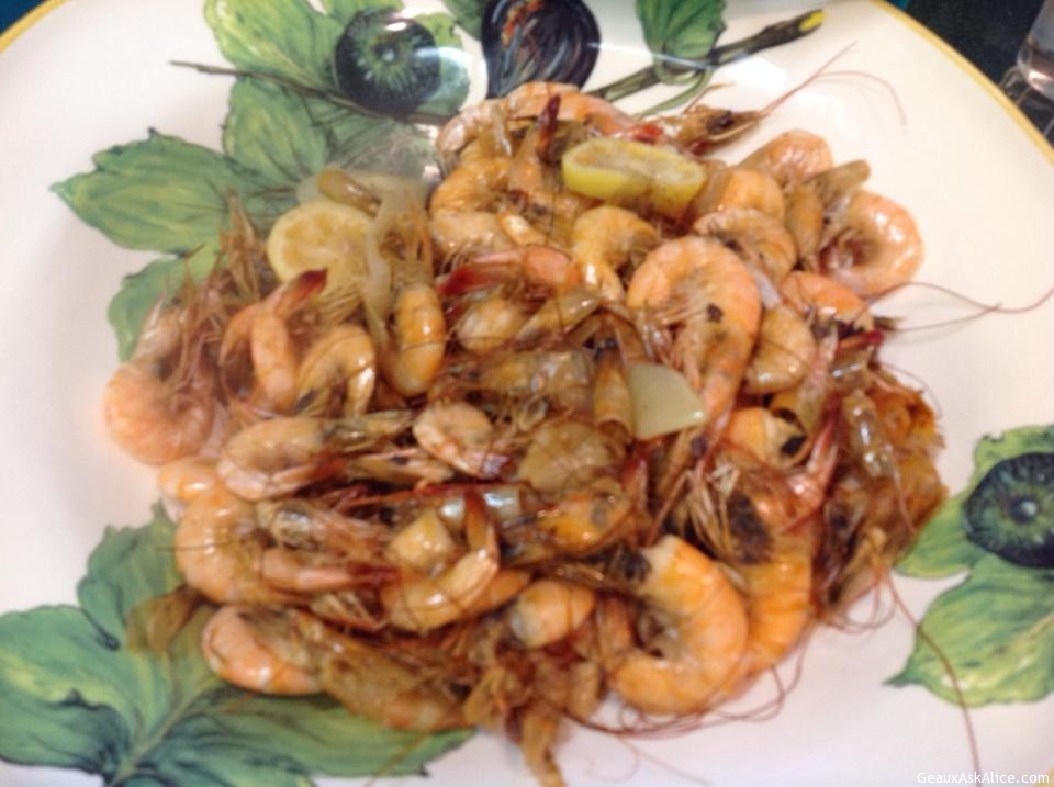 Jack Hardy's Steamer Shrimp
