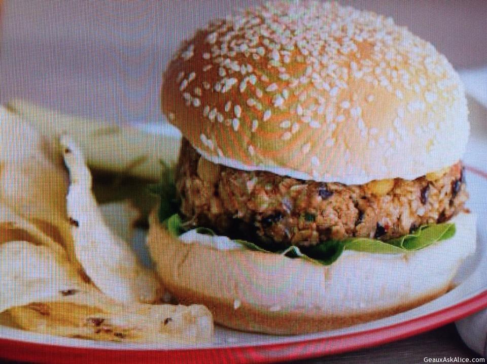Fabulous Veggie Burger