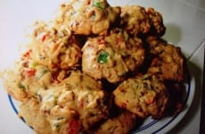 Alice's Fruitcake Cookies