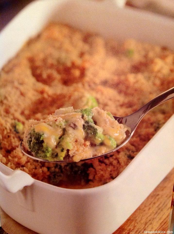 Teacup's Broccoli Casserole