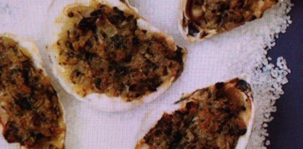 Family Oysters Rockerfeller