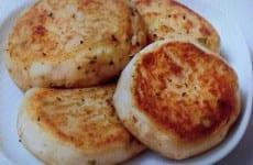 Mighty Irish Potato Cakes