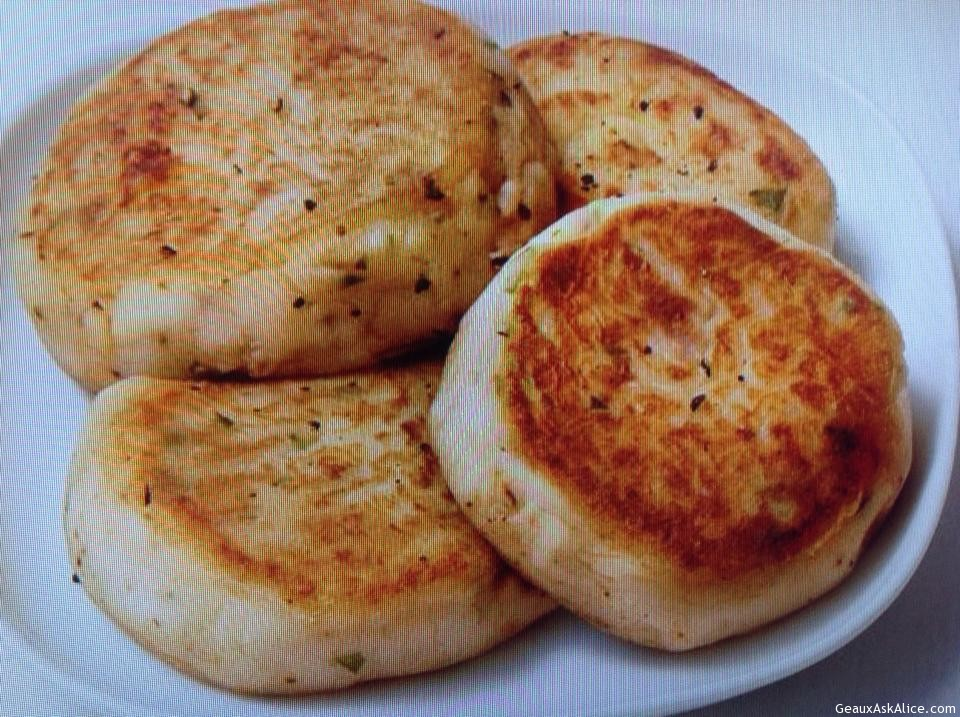 Mighty Irish Potato Cakes