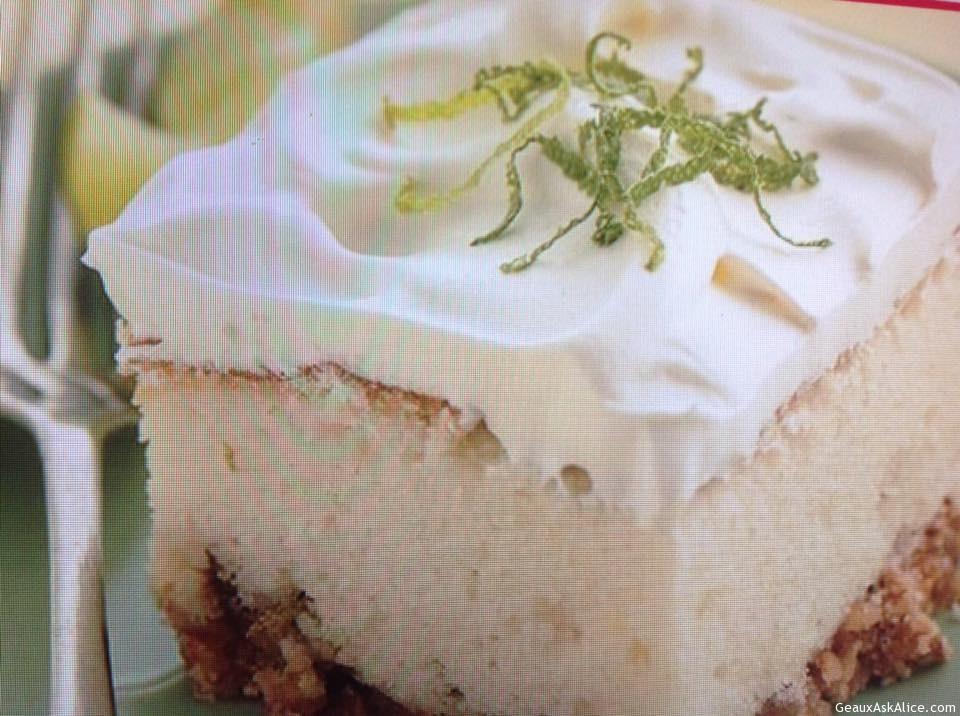 Crazy Margarita Cake