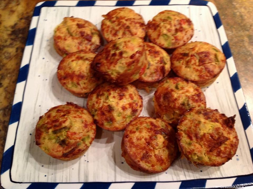 Easy Mexican Muffins