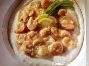 Charleston Shrimp and Grits