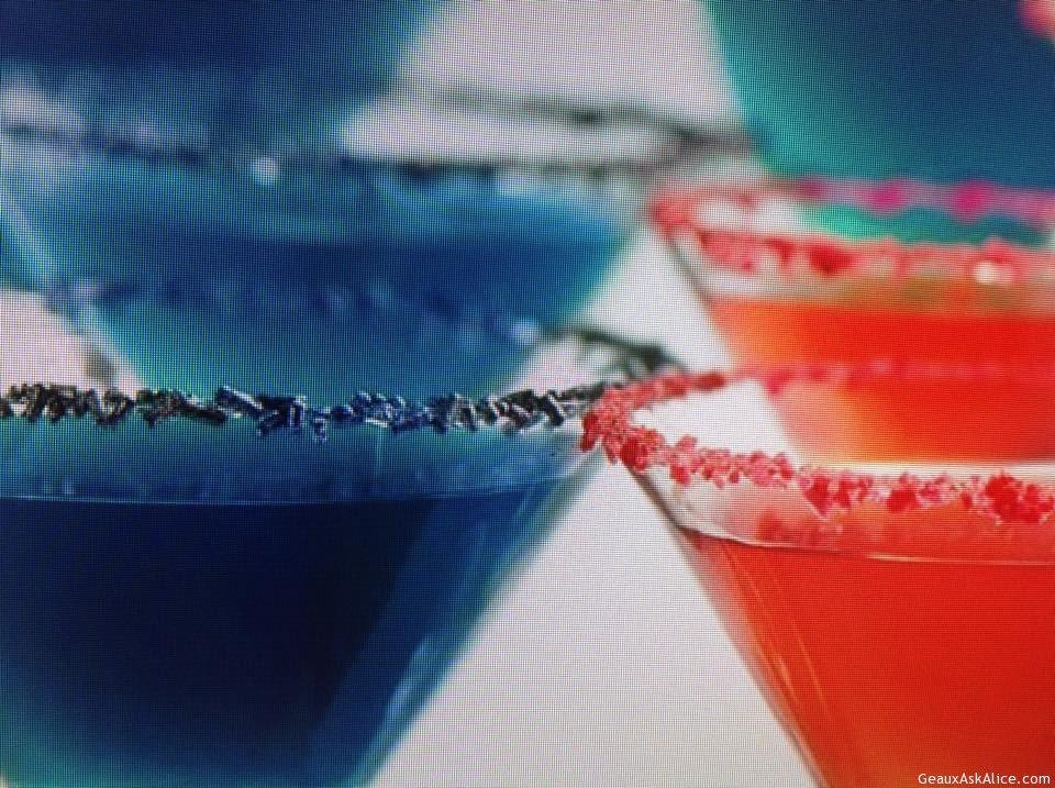 The Patriotic Margarita