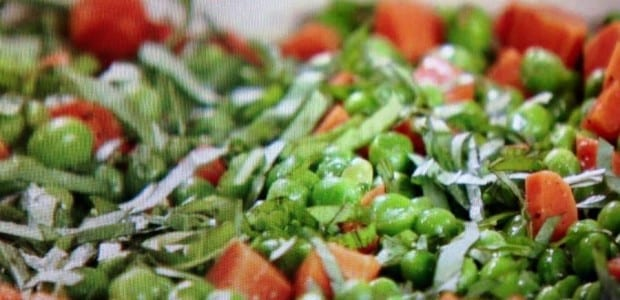 Best Peas and Carrots