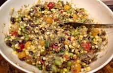 Extreme Tex-Mex Pico de Morrow Salad
