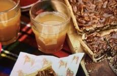 Gooey Caramel Pecan Bars