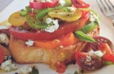 Texas Toast Tomato Sandwich