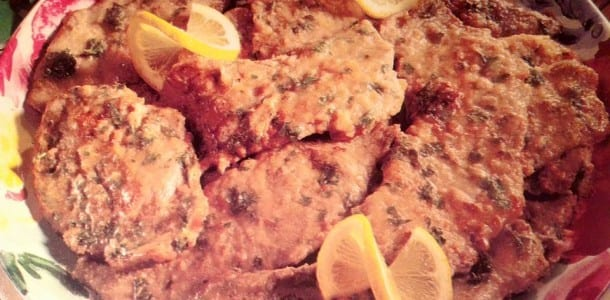 Milanese Veal Cutlets