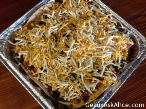 WHOLE WHEAT TORTILLA CHCKEN CASSEROLE