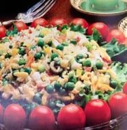 Warm Wild Rice Salad